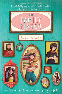 Book cover for The Family Fiasco